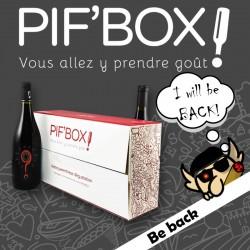 Be back LA box vin dont on...